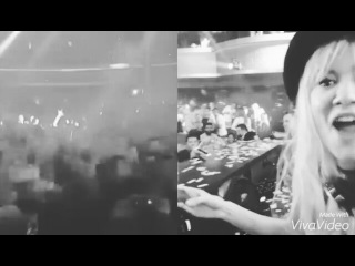 "NERVO on Instagram: ""Sneak peak of what it was like during and after the fire alarm went off at Omnia in San Diego last night.  THE BRAVE RAVE OOOONNNN"""