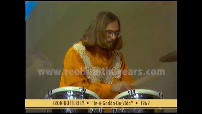 Iron Butterfly In A Gadda Da Vida 1969 Reelin' In The Years Archives
