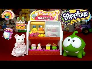 Шопкинс Пекарня / Shopkins Bakery обзор игрового набора на русском