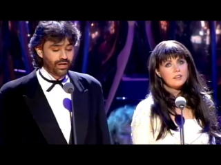 Sarah Brightman  Andrea Bocelli - Time to Say Goodbye (1997) 720p