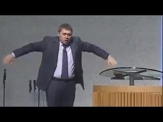 Худшая евангелизация - фрагмент проповеди Дениса Подорожного