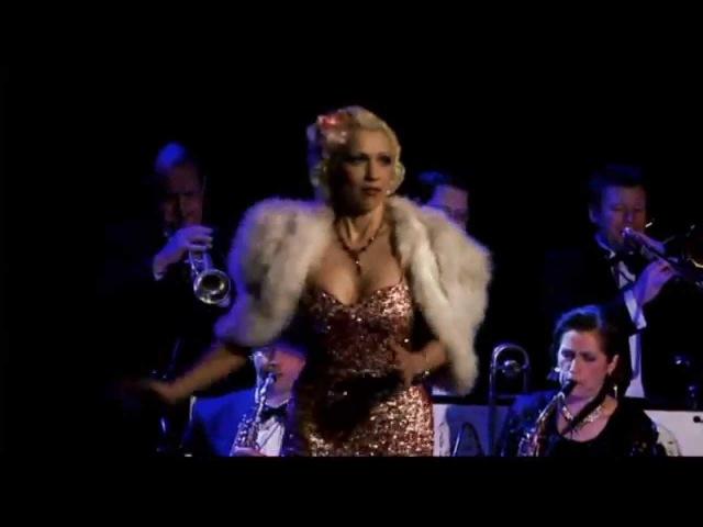 Jig In Harlem CARLING BIG BAND Gunhild Carling hot jazz Swing