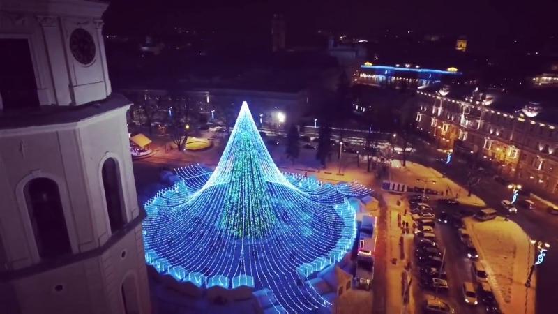 Vilniaus Kalėdų eglutė 2016
