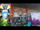 Plants vz Zombies Garden Warfare 3Z Arena at Carowinds Live from PopCap