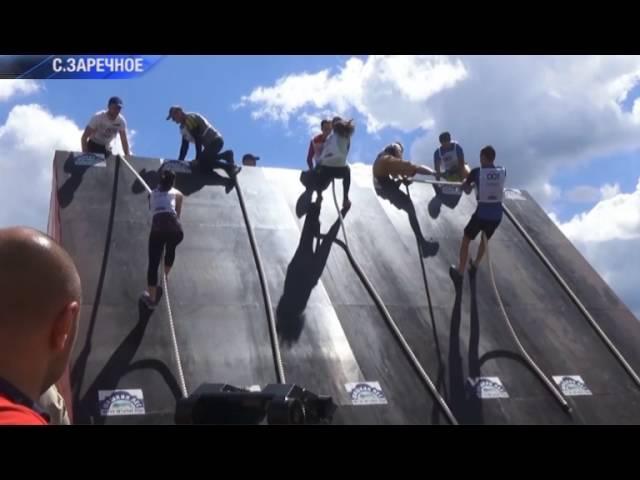 Пресс-конференция по итогам «Гонки Героев» в Крыму