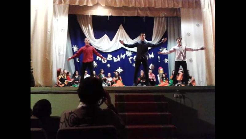 Цыганский танец 11 кл.Lilit Gnchu