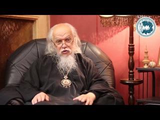 Если нет священника - еп.Пантелеимон.