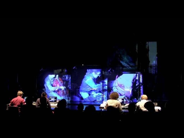 Generation Kill Stefan Prins 2012 Nadar Ensemble