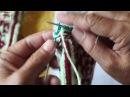 Вязание джурабов. Урок 4