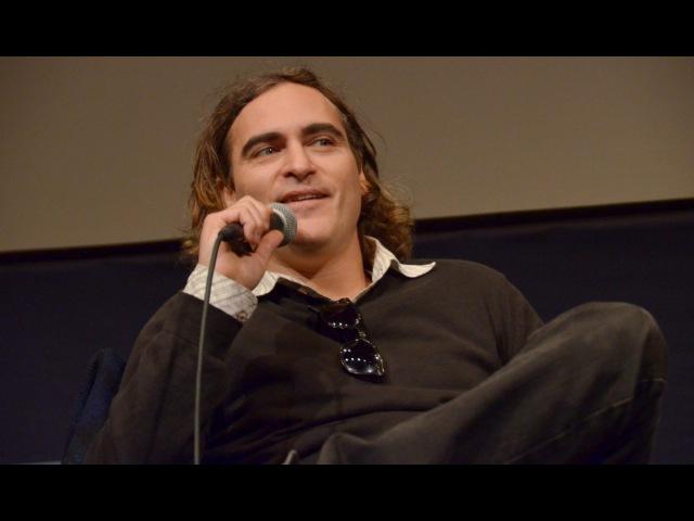 NYFF51 Her Press Conference Spike Jonze Joaquin Phoenix Amy Adams Rooney Mara Olivia Wilde
