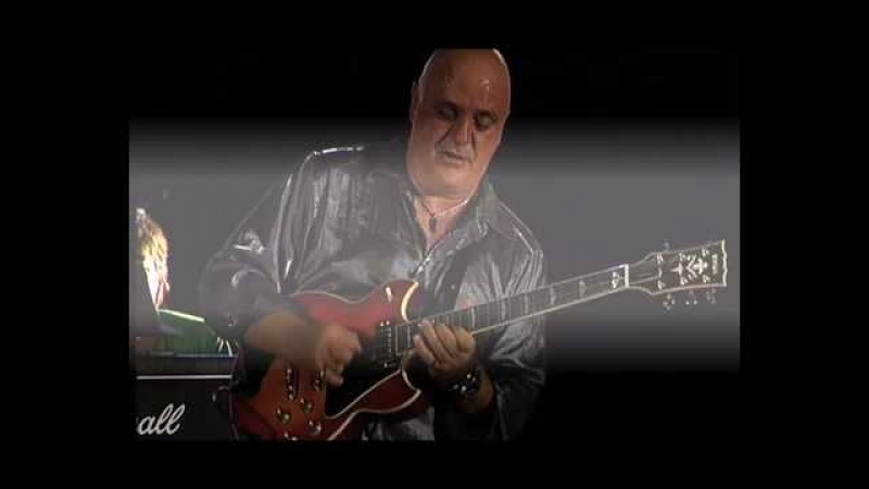 BILLY COBHAM (STRATUS) Feat. Frank Gambale, Brian Auger Novecento (Nicolosi productions)