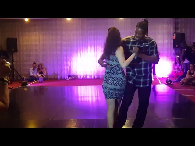 JOJO and Laety Kizomba Gold Dubai 2016
