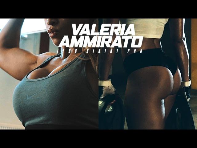 Valeria Ammirato - IFBB Bikini Pro