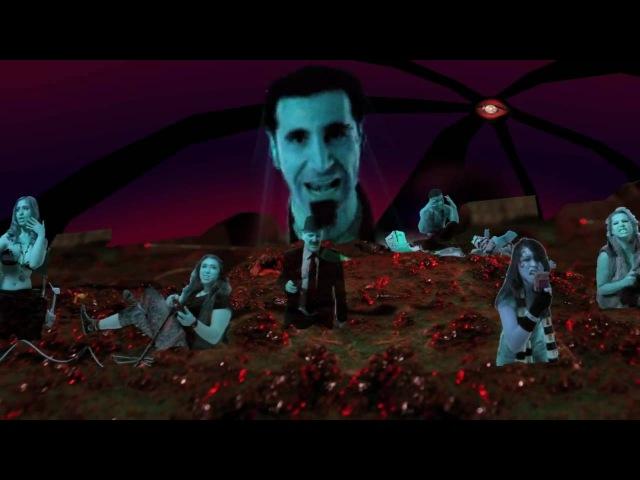 Serj Tankian Left Of Center Official Music Video