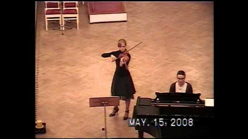 Reger Slonimskiy Anna Kolobova viola