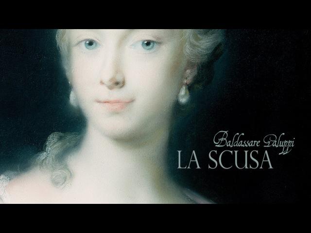 B Galuppi Cantata La Scusa L'Opera Stravagante S Mingardo