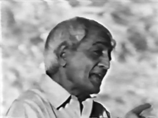 1966.Настоящая революция. Krishnamurti. Свобода от страха#3