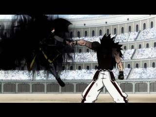 Anime_ fairy tail amv _ аниме_ хвост феи амв клип - музыка_ skillet - sick of