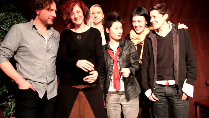 Приглашение на концерт 19 марта от Ива Нова и Anatomie Bousculaire