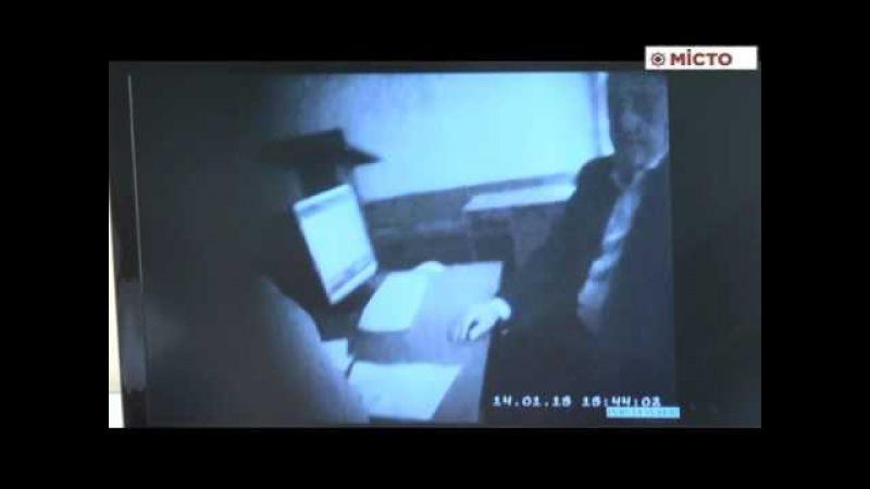 Александр Мамай предлагал Ларисе Гольник закрыть его коррупционное админпроизводства