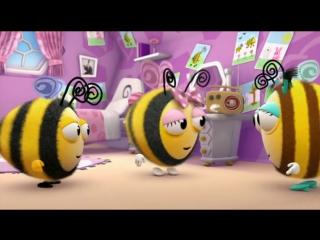 Пчелиные Истории-25. Танцующая пчелка