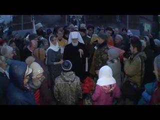 Визит Главы БПЦ в Борисов 26 ноября 2016