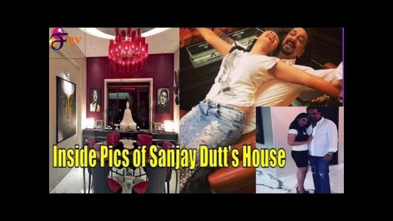 Inside Photos of Sanjay Dutt's House with wife Manyata Dutt
