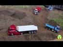 Мультик про машинки BRUDER Умные Игрушки для детей BRUDER Trucks toys