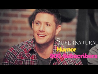 """Supernatural Humor