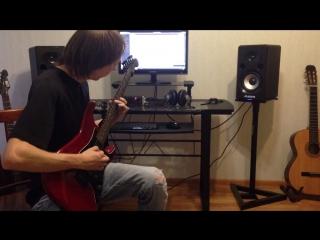Ученик рифф malrun (metalcore)