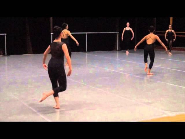 Técnica de Danza Contemporánea Graham - 1º TSU