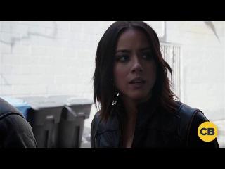 Natalia Cordova Buckley Talks Agents of SHIELD