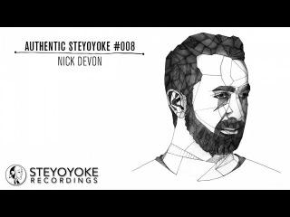 Nick Devon - Pallas feat. Miroir (Original Mix) [Steyoyoke]