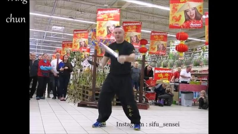 Bart Jarm Dao forma - sifu Mariusz Weddzel