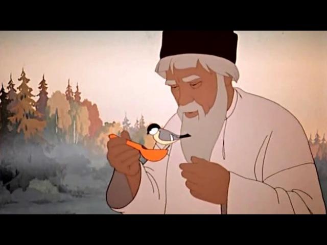 Сказка о рыбаке и рыбке Лучшие советские мультфильмы сказки в HD качестве