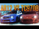 AR12'S STI VS TC9700'S FRS Need for Speed 2015 w The Nobeds