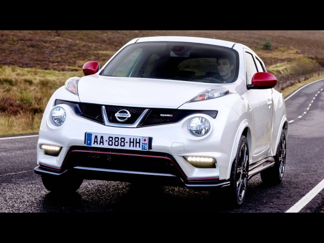 Nissan Juke Nismo EU spec YF15 '2013 14