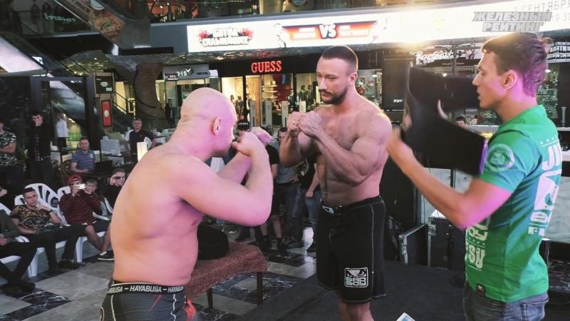 Вадим До4а Иванов против Александра Тихомирова