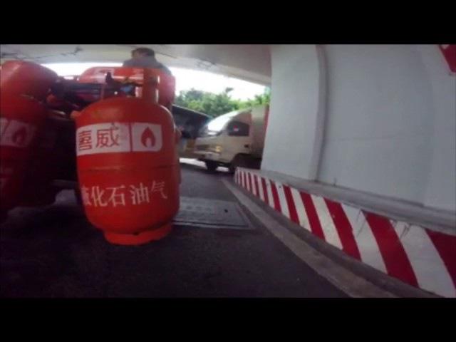 Rockwheel GT16 Rushing over 40Km h