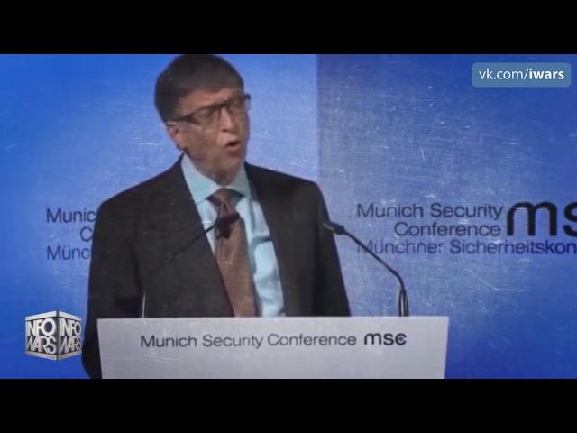 Билл Гейтс планы глобалистов и глобальная эпидемия