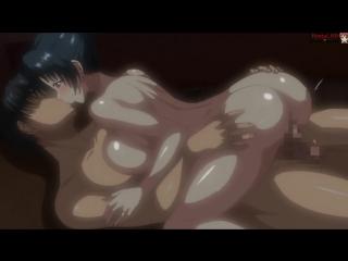 Hentai & Хентай [HD +18] Tsumamigui 3 The Animation  02*2