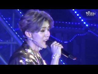 [Fancam] 160326 鹿晗(Luhan) - 新不了情 @ Reloaded Concert in Beijing