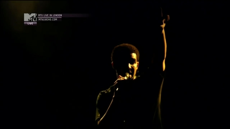 Drake - Crew Love, Trust Issues, Take Care, Make Me Pround, HYFR (London Live 2012)