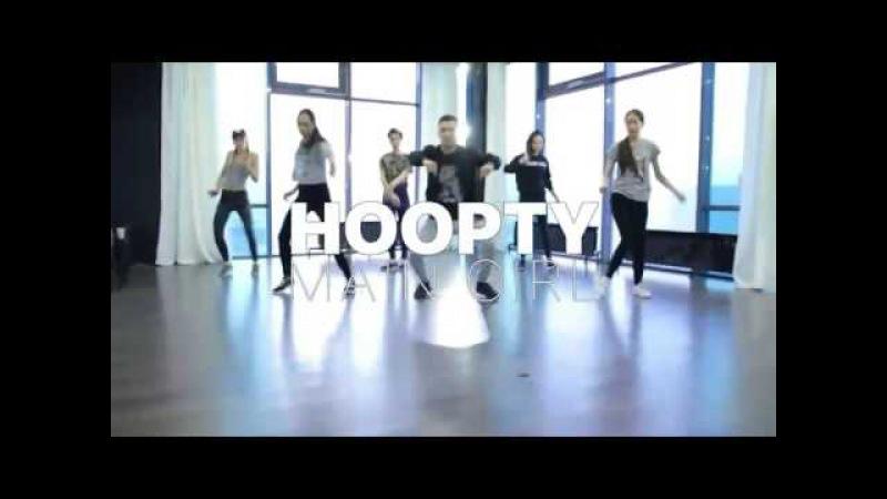 Main Girl Hoopty @temir jj choreography