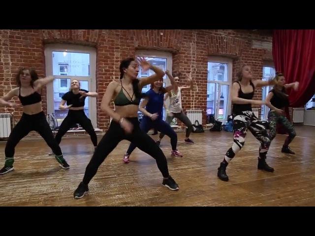 DANCEHALL WORKSHOP BY DAHA ICE CREAM NIZHNII NOVGOROD