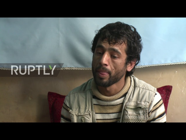 Afghanistan Amputee soldier becomes Kabul cabbie in disabled adapted taxi