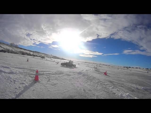 FSAE Ice Racing Promo Huskie Motorsports U of S 2014