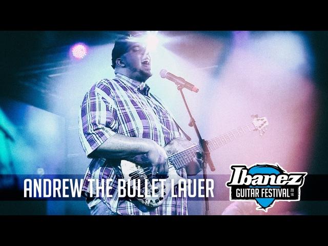 Andrew Lauer, Martin Miller, Felix Lehrmann - Georgy Porgy (live) | Ibanez Guitar Festival