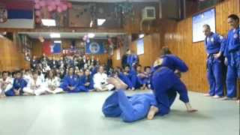 Realni Aikido - Polaganje za crni pojas 2. Dan