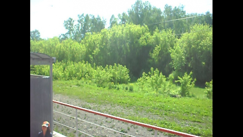 Электропоезд ЭД9М 0034 Покатушки от 22км до Бешенцево